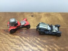 Hot Wheels Redline Paddy Wagon  And Red Baron Lot