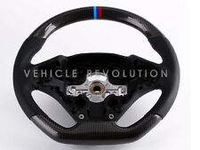 BMW 3 SERIES F30/F35 BLACK M SPORT CARBON FIBER STEERING WHEEL 2013+