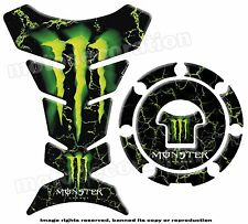 MONSTER pour HONDA Kit PROTECTION RESERVOIR et CACHE GAZ