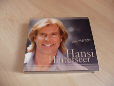 3 CD Box Hansi Hinterseer - Von Herzen - 2004 - 36 Songs