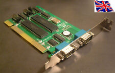 2 Port ISA RS232 Serial Adapter Card with 16550 UART