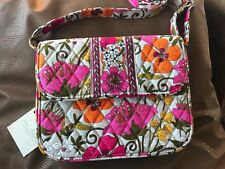 VERA BRADLEY Rachel Crossbody TEA GARDEN Shoulder Bag, New With Tags, Retired