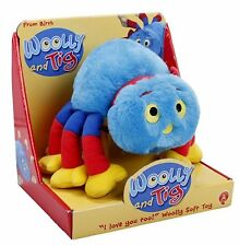 CBeebies Woolly and Tig Spider WOOLLY 15cm Plush SOFT TOY
