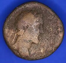 Roman Coin, Roman Imperial Æ SESTERTIUS, 29mm  *[18578]