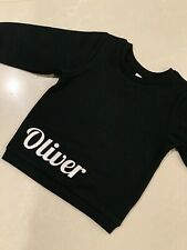 Personalised Heat Transfer Iron On Vinyl - Multiple Colours - Baby/Kids - LABEL