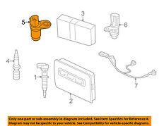 Mopar 05149054AC Engine Camshaft Position Sensor/Camshaft Position Sensor