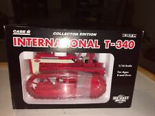ERTL 1/16th Scale International T-340 Collector Edition Die-Cast 4592DA Crawler