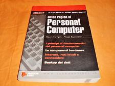 guida rapida al personal computer,jackson libri,collana usare,2001-2005