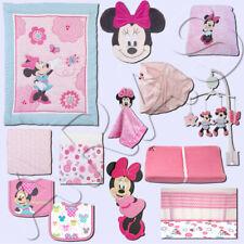 Minnie Mouse 3 Pzas. ropa de cama cuna juego Disney Baby