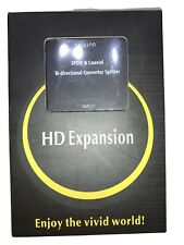 HD Expansion Digital to Analog Audio Converter 192khz