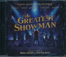 The Greatest Showman by Benj Pasek, Justin Paul (CD, Dec-2007, 1 Disc, Atlantic)