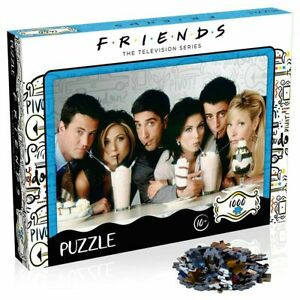 Friends Milkshake 1000 piece Puzzle