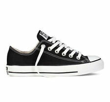 Black US6.5 Women Lady ALL STARs Chuck Taylor Ox Low Top shoes Canvas Sneakers