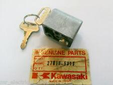 Kawasaki B1 B1T B1L B8 D1 J1 F1 F2 F2TR G7 KH100 Steering Lock Nos