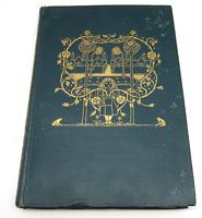 1898 A Child's Garden Of Verses, Robert Louis Stevenson Scribners Illustrated