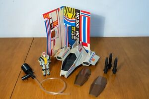 Action Force/GI Joe Flying Submarine/SHARC with Deep-Six V1 with extras