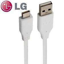 Cavo Dati USB 3.1 Type C LG G5 BIANCO ORIGINALE GENUINE EAD63849204 (j5m)