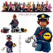 LEGO Minifigures Batman The Movie | 71017 Collectible New No: 6 Barbara Gordon