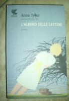 ANNE TYLER - L'ALBERO DELLE LATTINE - ED:GUANDA - ANNO:2010  (KT)