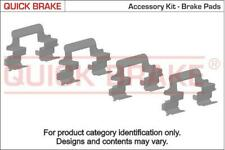 BRAKE CALIPER SPRING QUICK BRAKE QB109-1648