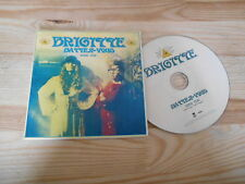 CD Folk Brigitte - Battez-Vous / Radio Edit (1 Song) Promo WAGRAM MUSIC cb