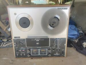 Vintage SONY TC-377 Reel-To-Reel Tape Deck Ferrite Head
