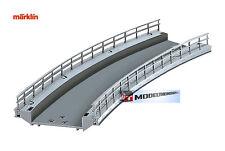 Marklin 74613 Curved Ramp - Brige
