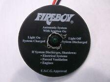 Fireboy-Xintex Automatic System Indicator Lamp p/n 90107