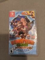 Donkey Kong Country: Tropical Freeze Nintendo Switch Sealed