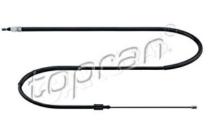 Left Parking Brake Cable Fits CITROEN PEUGEOT Berlingo Partner 4745Y0