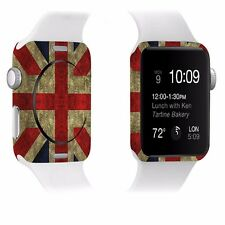 For Apple Watch 38mm 42mm Screen Protector Multi Patterns Film Skin Cover
