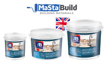 1-10L ANY ROOM Wall Ceiling Cleanable Easy care Matt Finish Latex WHITE Paint