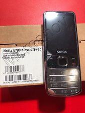 Original Nokia 6700 Classic Chrome 100% Original With Greece Keypad.