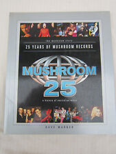 25 Years of Mushroom Records by Dave Warner (Paperback, 1998)