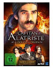 Capitan Alatriste - Mit Dolch und Degen - Box 2 (Folge 10-18)  [3 DVDs] (2015)