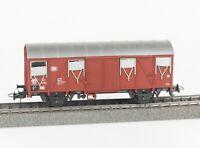 ROCO Spur H0 4375S gedeckter Güterwagen Gbrs-V 245, DB, Epoche IV, OVP, AC