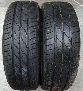 2 Summer Tyre Firestone Firehawk Tz 200 Fuel Saver 195/65 R15 91H RA1066