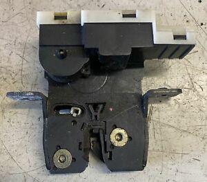 Hecktürschloss mit Zentralverriegelung Farbe schwarz Nissan Micra 1.2 K12 Bj