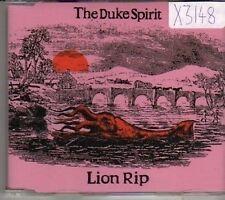(CM72) The Duke Spirit, Lion Rip - 2004 DJ CD