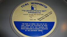 "Vintage ""BERLIN : KAISER TO KHRUSHCHEV PART II"" 2 TWO 16MM Reel Film *E-LO-MEDIA"