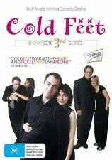 Cold Feet : Series 3 (DVD, 2-Disc Set) Region 4 Very Good Condition