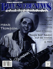 Blue Suede News 53 Hank Thompson Vince Taylor Hemsby