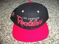 YOUNG AND RECKLESS New NWT Mens Snapback Adjustable OSFA Red Most Black HAT LID