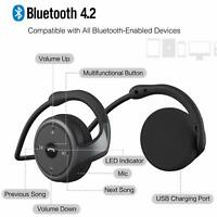 LinkWitz Marathon2 Sports Bluetooth Headphones Wireless Earphones 2018 Upgraded