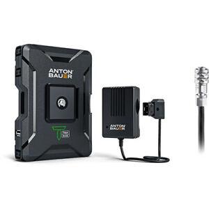 Anton Bauer Titon Base Kit for Blackmagic Pocket Cinema Camera 6K/4K Cameras