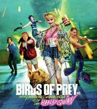 Birds of Prey.Harley Quinn (2020) Dc Movie Blu Ray Disc No Case/Cover Art New
