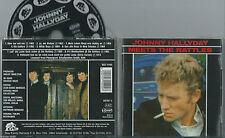 CD Johnny HALLYDAY meets the Rattles ( duo avec Sylvie Vartan) 9 titres +RARE+