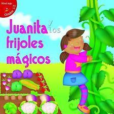 Juanita y los frijoles magicos (Alitas Rojas: Niveles 1-2)