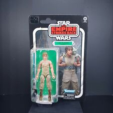 Star Wars Luke Skywalker 6? inch Dagobah empire strikes Black Series Kenner