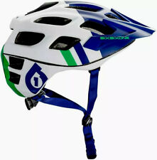 Recon Helmet Bike Blue/Green/White S/M sixsixone.